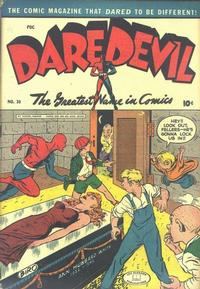 Cover Thumbnail for Daredevil Comics (Lev Gleason, 1941 series) #30