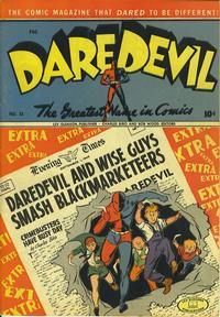 Cover Thumbnail for Daredevil Comics (Lev Gleason, 1941 series) #32