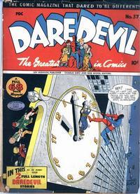 Cover Thumbnail for Daredevil Comics (Lev Gleason, 1941 series) #37