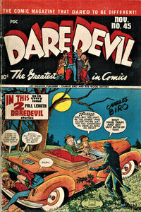 Cover Thumbnail for Daredevil Comics (Lev Gleason, 1941 series) #45