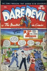 Cover Thumbnail for Daredevil Comics (Lev Gleason, 1941 series) #46