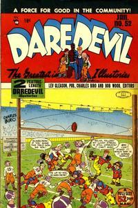 Cover Thumbnail for Daredevil Comics (Lev Gleason, 1941 series) #52
