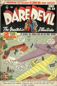 Cover Thumbnail for Daredevil Comics (Lev Gleason, 1941 series) #54