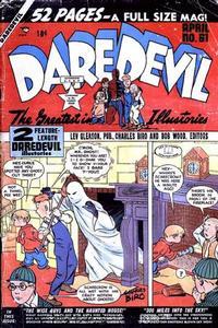 Cover Thumbnail for Daredevil Comics (Lev Gleason, 1941 series) #61