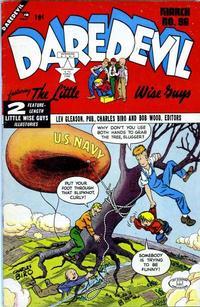 Cover Thumbnail for Daredevil Comics (Lev Gleason, 1941 series) #96