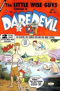 Cover Thumbnail for Daredevil Comics (Lev Gleason, 1941 series) #102