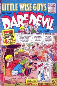 Cover Thumbnail for Daredevil Comics (Lev Gleason, 1941 series) #123