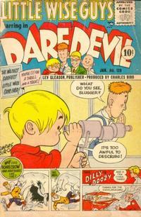 Cover Thumbnail for Daredevil Comics (Lev Gleason, 1941 series) #129