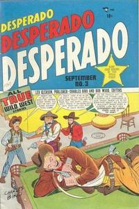 Cover Thumbnail for Desperado (Lev Gleason, 1948 series) #3