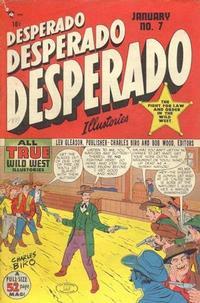 Cover Thumbnail for Desperado (Lev Gleason, 1948 series) #7