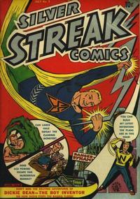Cover Thumbnail for Silver Streak Comics (Lev Gleason, 1939 series) #5