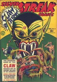 Cover Thumbnail for Silver Streak Comics (Lev Gleason, 1939 series) #6