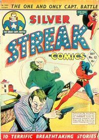 Cover Thumbnail for Silver Streak Comics (Lev Gleason, 1939 series) #12