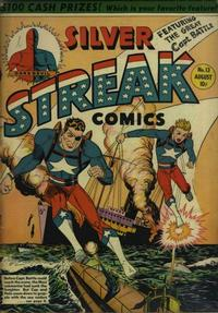 Cover Thumbnail for Silver Streak Comics (Lev Gleason, 1939 series) #13