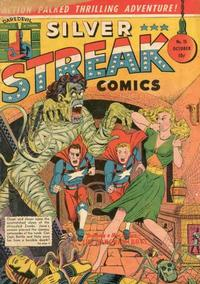 Cover Thumbnail for Silver Streak Comics (Lev Gleason, 1939 series) #15