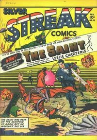 Cover Thumbnail for Silver Streak Comics (Lev Gleason, 1939 series) #18