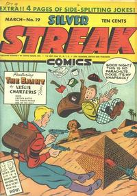 Cover Thumbnail for Silver Streak Comics (Lev Gleason, 1939 series) #19