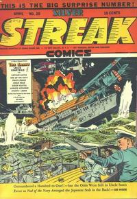 Cover Thumbnail for Silver Streak Comics (Lev Gleason, 1939 series) #20