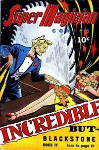 gcd issue super magician comics v4 7