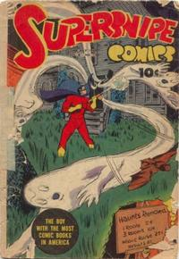 Cover Thumbnail for Supersnipe Comics (Street and Smith, 1942 series) #v4#12 [48]