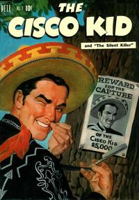 Cover Thumbnail for The Cisco Kid (Dell, 1951 series) #3