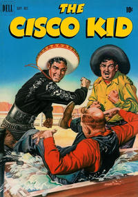 Cover Thumbnail for The Cisco Kid (Dell, 1951 series) #5