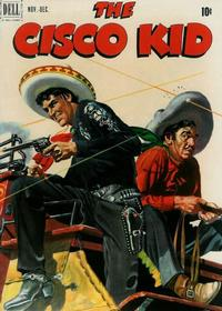Cover Thumbnail for The Cisco Kid (Dell, 1951 series) #6