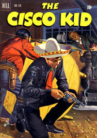 Cover Thumbnail for The Cisco Kid (Dell, 1951 series) #7