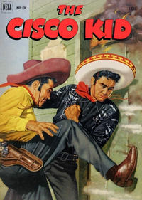 Cover Thumbnail for The Cisco Kid (Dell, 1951 series) #9