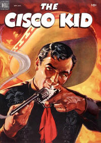 Cover Thumbnail for The Cisco Kid (Dell, 1951 series) #11