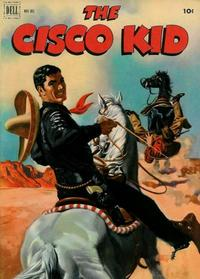 Cover Thumbnail for The Cisco Kid (Dell, 1951 series) #12