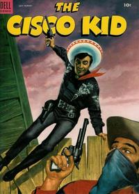 Cover Thumbnail for The Cisco Kid (Dell, 1951 series) #16