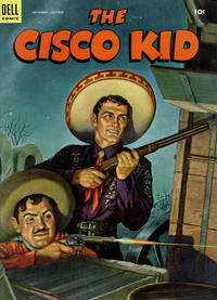 Cover Thumbnail for The Cisco Kid (Dell, 1951 series) #17