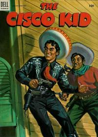 Cover Thumbnail for The Cisco Kid (Dell, 1951 series) #19