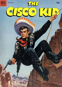 Cover Thumbnail for The Cisco Kid (Dell, 1951 series) #20