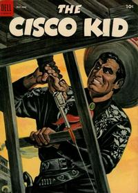 Cover Thumbnail for The Cisco Kid (Dell, 1951 series) #21