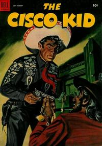 Cover Thumbnail for The Cisco Kid (Dell, 1951 series) #22