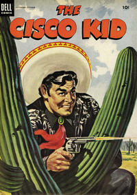 Cover Thumbnail for The Cisco Kid (Dell, 1951 series) #23