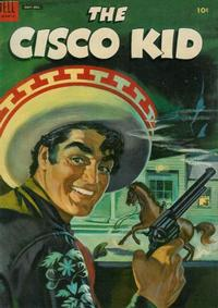 Cover Thumbnail for The Cisco Kid (Dell, 1951 series) #24