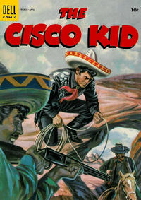 Cover Thumbnail for The Cisco Kid (Dell, 1951 series) #26