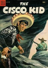 Cover Thumbnail for The Cisco Kid (Dell, 1951 series) #27