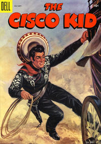 Cover Thumbnail for The Cisco Kid (Dell, 1951 series) #28