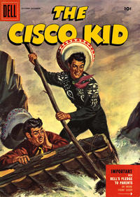 Cover Thumbnail for The Cisco Kid (Dell, 1951 series) #29