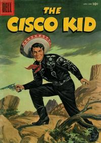 Cover Thumbnail for The Cisco Kid (Dell, 1951 series) #31