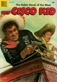 Cover Thumbnail for The Cisco Kid (Dell, 1951 series) #33