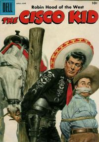 Cover Thumbnail for The Cisco Kid (Dell, 1951 series) #35