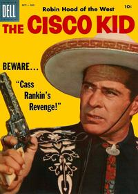 Cover Thumbnail for The Cisco Kid (Dell, 1951 series) #37