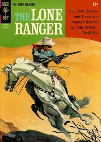 Cover Thumbnail for The Lone Ranger (Western, 1964 series) #5