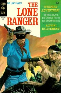 Cover Thumbnail for The Lone Ranger (Western, 1964 series) #11 [12-Cent Variant]