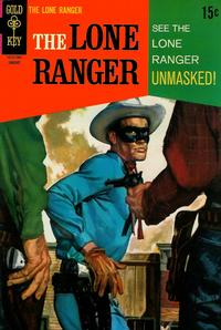Cover Thumbnail for The Lone Ranger (Western, 1964 series) #13